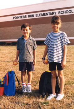 1st day of school, 98